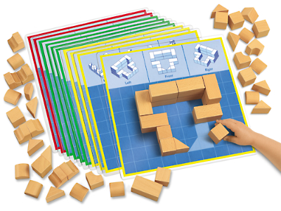 Link to Blocks and blueprints game